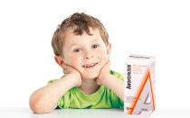 Прием Амоксиклава в виде Суспензии для детей: показания, дозировка, особенности использования